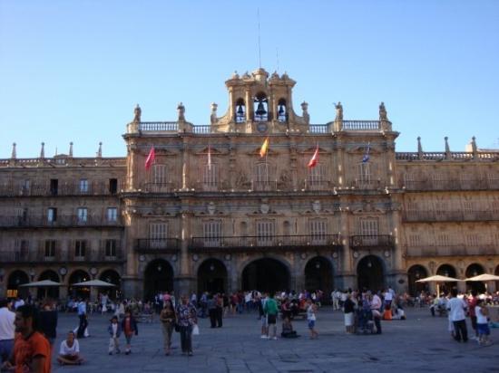 Salamanca's Plaza Mayor: Salamanca - Plaza Mayor