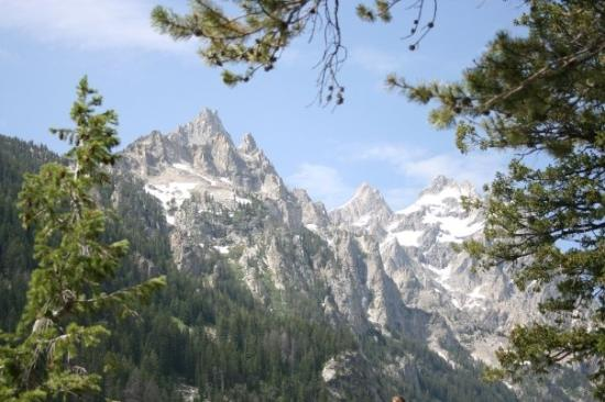 Grand Teton National Park, ไวโอมิง: The Grand Tetons