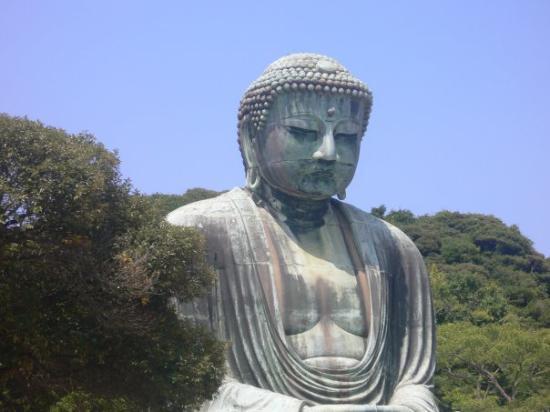 คามากุระ, ญี่ปุ่น: Eté 2007 - Kamakura L'imposant Daï Butsu