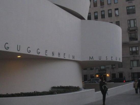 Solomon R. Guggenheim Museum ภาพถ่าย