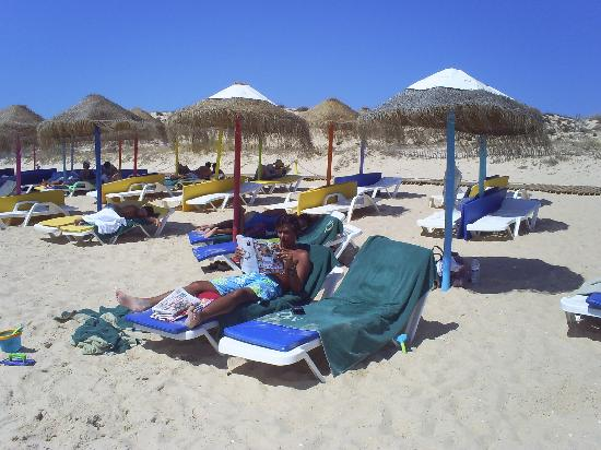 Monte da Quinta Resort: beach