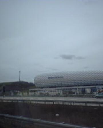 Allianz Arena ภาพถ่าย