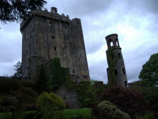 บลาร์นีย์, ไอร์แลนด์: Blarney Castle, very early in the morning.