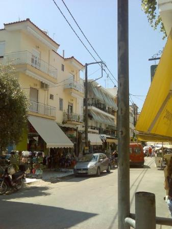 Thassos Town (Limenas) ภาพถ่าย