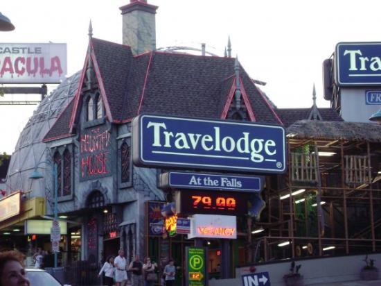 Niagara Falls, Kanada: el hotel donde nos quedamos