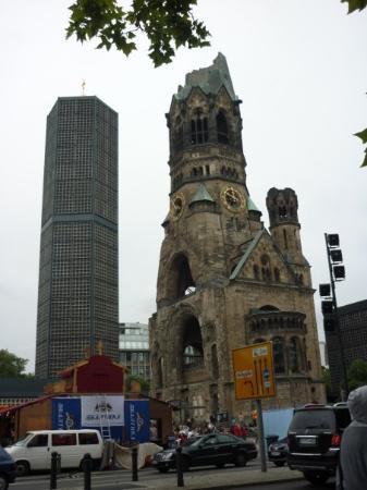 Kaiser Wilhelm Memorial Church: Kaiser-Wilhelm-Gedächtniskirche