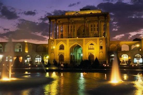 เอสฟาฮาน, อิหร่าน: Isfahan, Aali ghapoo
