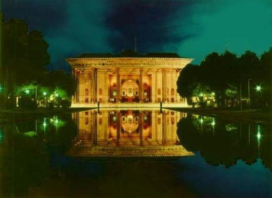 เอสฟาฮาน, อิหร่าน: Isfahan, Chehl sotoon