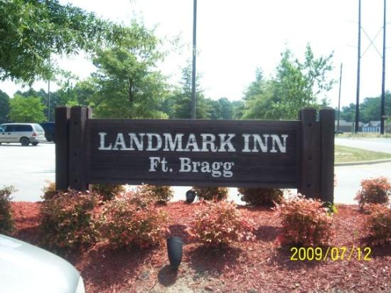 Fort Bragg, NC: Where we stayed
