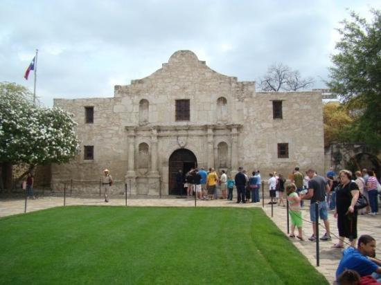The Alamo: Duh...