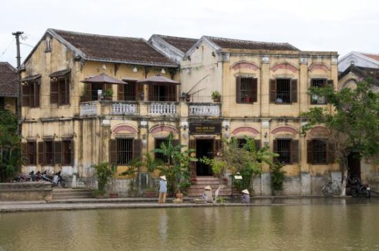 ฮอยอัน, เวียดนาม: Hoi An, Colonial buildings