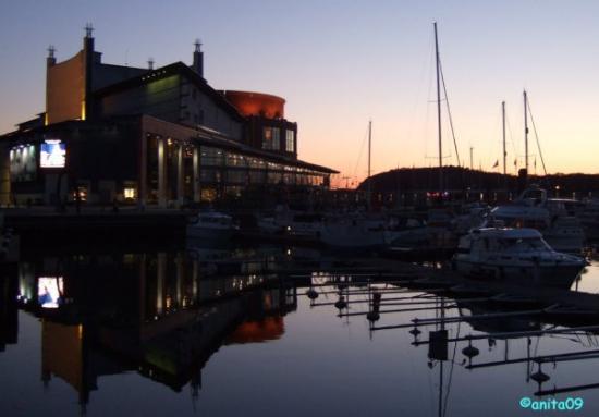 โกเธนเบิร์ก, สวีเดน: goeteborg / operan