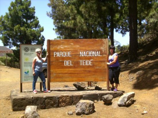 Teide National Park, สเปน: Visita al Teide
