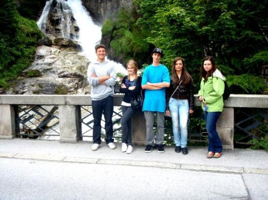 บาดกัสไตน์, ออสเตรีย: wir :D