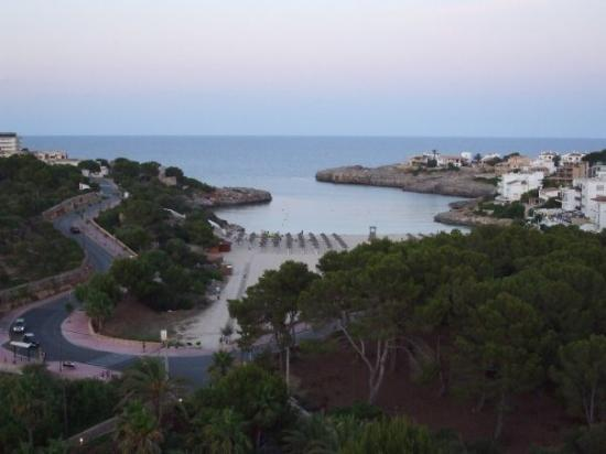 View from hotel Cala Marcal - Picture of Porto Colom, Majorca - TripAdvisor