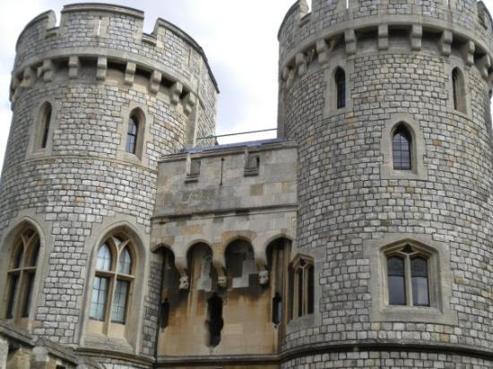 วินด์เซอร์, UK: More of Windsor Castle