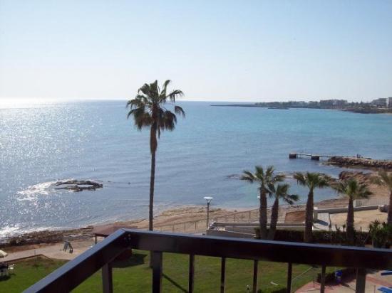 Protaras (รีสอร์ทโปรทารัส), ไซปรัส: Wake up to this view every day mmmmm