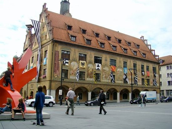 ‪Ulm City Hall‬