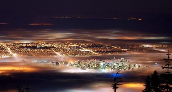 فانكوفر, كندا: Vancouver City