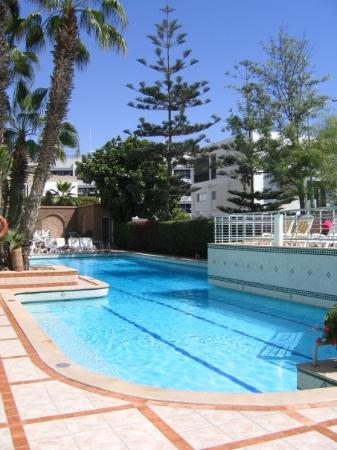 Hotel Kamal: Hotel Kamel pool.