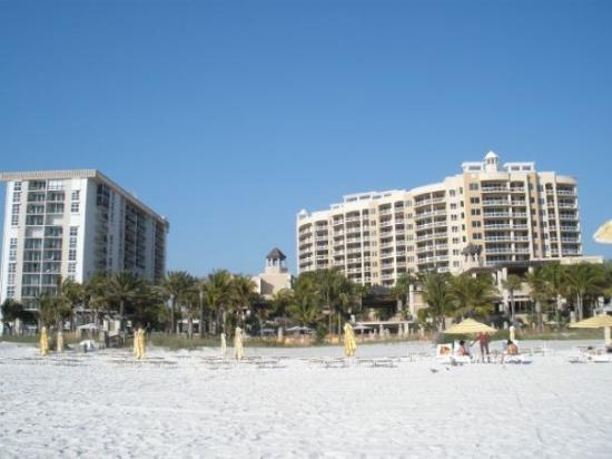 ซาราโซตา, ฟลอริด้า: The Ritz Beach Club