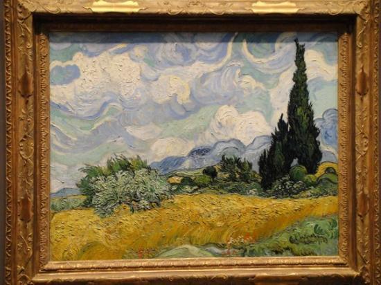 พิพิธภัณฑ์ศิลปะเมโทรโปลิทัน: Metropolitan Museum of NY