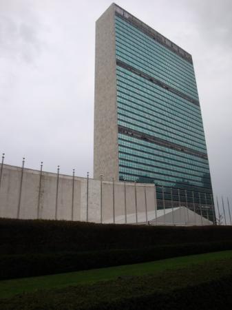 United Nations Headquarters: ONU
