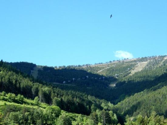 อันดอร์ราลาเวลลา, อันดอร์รา: Vistas desde Sant Climent de Pal