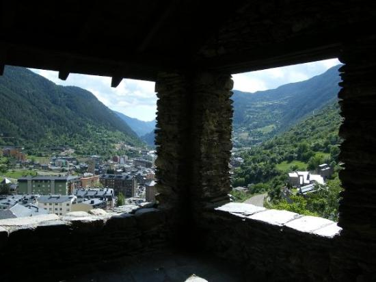 อันดอร์ราลาเวลลา, อันดอร์รา: Sant Romà de les Bons
