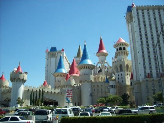 เอ็กซ์คาลิเบอร์: Las Vegas - Excalibur