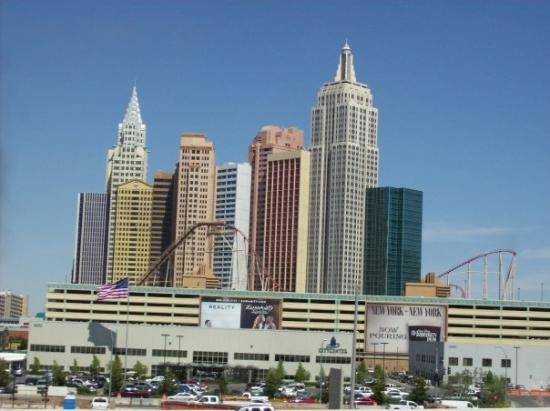 นิวยอร์ก-นิวยอร์กโฮเต็ล แอนด์ คาสิโน: Las Vegas - New York New York