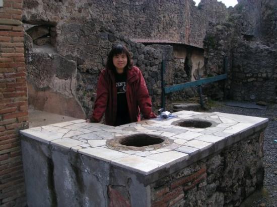 Pompeii, อิตาลี: Pompei