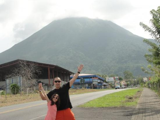 Arenal Volcano (Volcan Arenal): the twins at the volvano