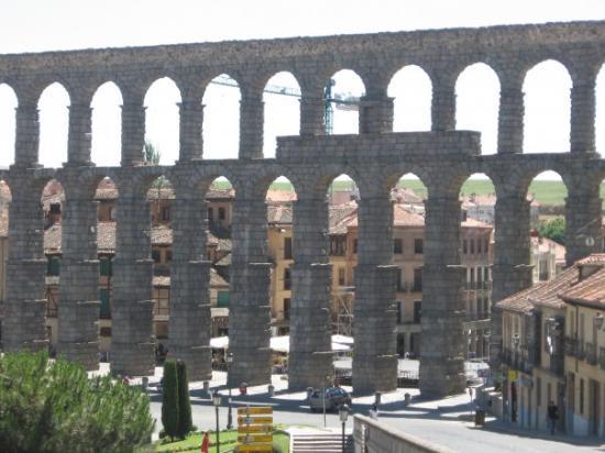 เซโกเวีย, สเปน: Segovia, 07/2009