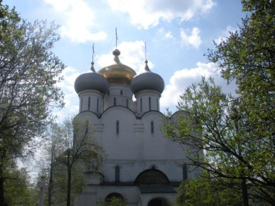 Novodevichy (New Maiden) Convent and Cemetery: Church of the Icon of Our Lady of Smolensk
