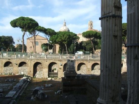 Palatine Hill: Rom - Italien