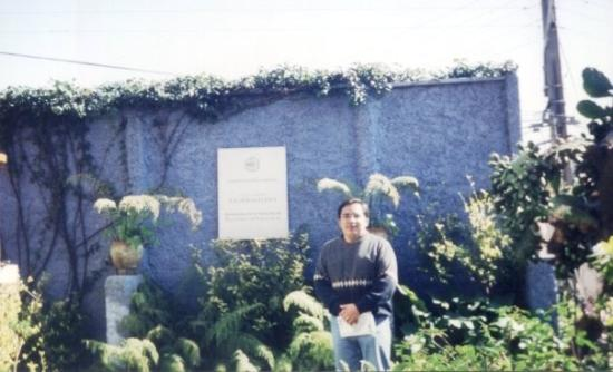 บัลปาราอีโซ, ชิลี: En La Sebastiana, 2001...casa de Neruda
