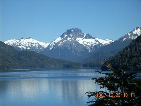 ซานคาร์ลอสเดบาริโลช, อาร์เจนตินา: Cerro tronador - San Carlos de Bariloche