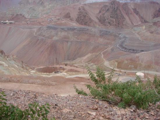 Morenci, Arizona: Morenci Mine