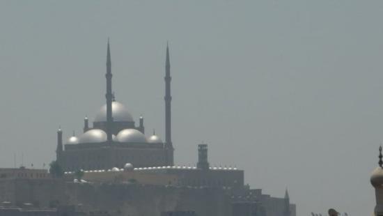 สุเหร่าโมฮัมเหม็ดอาลี: La Cittadella