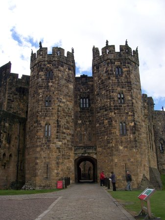 Alnwick, UK: Castle