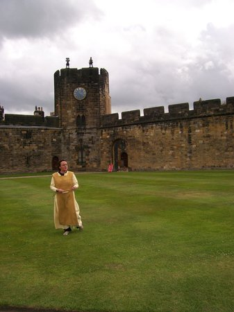 Alnwick, UK: Harry Potter tour