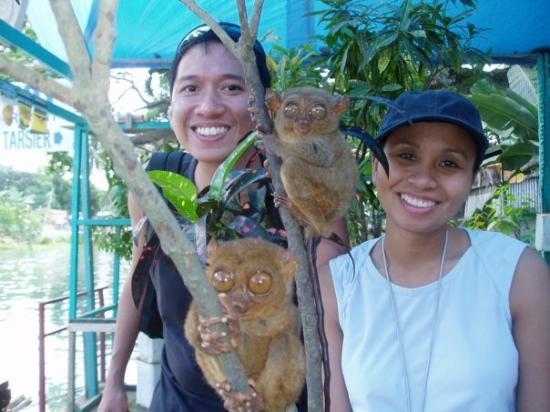 Philippine Tarsier and Wildlife Sanctuary: 2005 Bohol