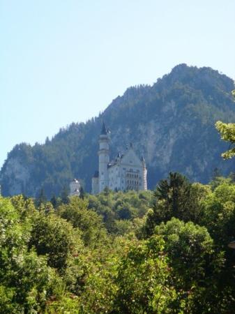 ฟึสเสิน, เยอรมนี: Neuschwanstein Castle....