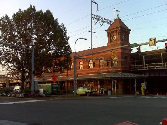 วิลมิงตัน, เดลาแวร์: The historic Wilmington Rail Station, Delaware