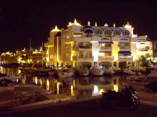 ตอร์เรโมลิโนส, สเปน: Torremolinos - der Hafen