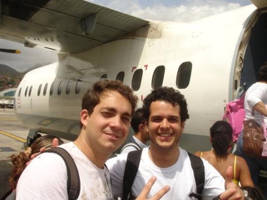 Los Roques National Park, เวเนซุเอลา: Nada como a segurança e credibilidade da aviação civil venezuelana