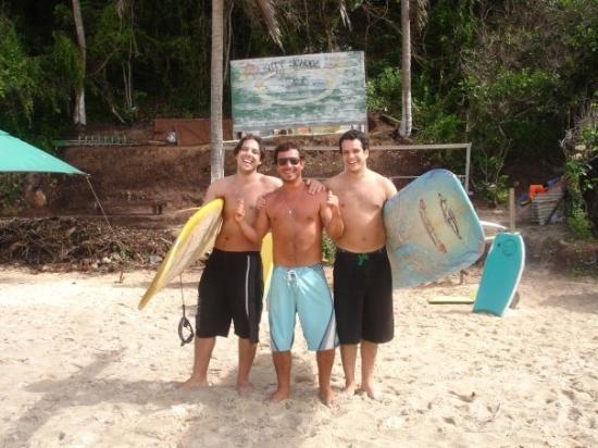 Praia da Pipa: Grande professor Tartaruga!