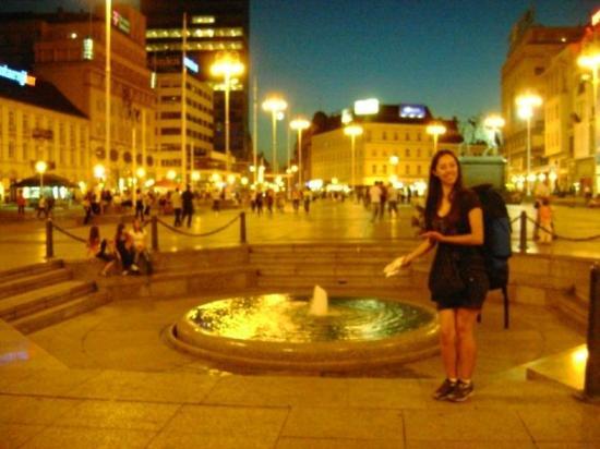 ซาเกร็บ, โครเอเชีย: Zagreb, Croatia. (2008)