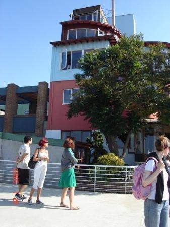 บัลปาราอีโซ, ชิลี: Valparaiso - La Sebastina, casa do Neruda